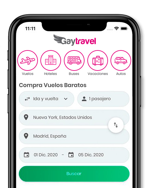 App Gay Travel